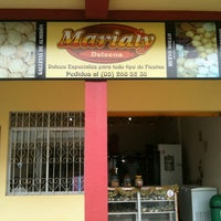 Photo taken at Dulces de Marialy by Rubi T. on 12/27/2011