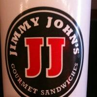 Photo taken at Jimmy John's by Chris M. on 8/8/2011