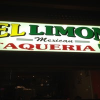 Photo taken at El Limon by Shawn M. on 5/26/2012