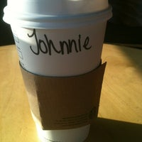 Photo taken at Starbucks by Johnnie H. on 2/24/2012