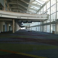Photo taken at Orange County Convention Center South Concourse by Shasta S. on 3/11/2011