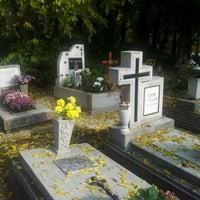 Photo taken at Agárdi temető by Hunor V. on 10/27/2011