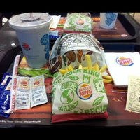 Photo taken at Burger King by Nightboy on 4/27/2012