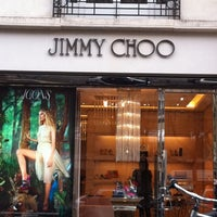 Photo taken at Jimmy Choo by Elwyne S. on 11/3/2011
