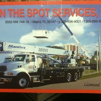 Photo taken at On The Spot Services by Kat on 5/15/2012