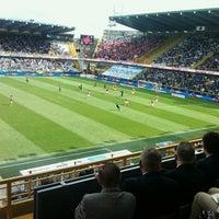 Photo taken at Club Brugge K.V. by Joachim D. on 9/2/2012