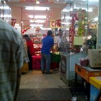 Photo taken at Jakarta Fruit Market by mayuko w. on 1/18/2012