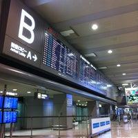 Photo taken at NRT Terminal 2 by Tomoyuki N. on 2/8/2012
