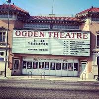 8/25/2012 tarihinde Josh G.ziyaretçi tarafından Ogden Theatre'de çekilen fotoğraf