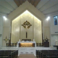 Photo taken at Gereja Katolik Santo Yakobus by Antonius V. on 2/4/2012