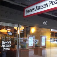 Photo taken at Howie's Artisan Pizza by Gilbert L. on 4/26/2012