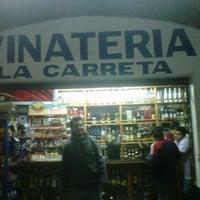 Photo taken at Vinateria La Carreta by Emmanuel H. on 10/7/2011