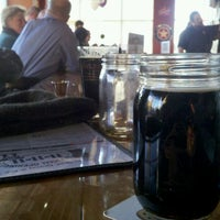 Photo taken at Thirsty Monk Pub & Brewery by Zacchaeus N. on 11/11/2011