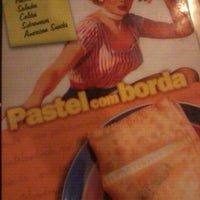 Photo taken at Pastel com Borda by Alexandre F. on 10/5/2011