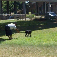 Photo taken at Moanalua Dog Park by Talia C. on 9/24/2011