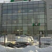 Photo taken at Альт-парк, Дилер Skoda by Владимир Я. on 1/18/2012