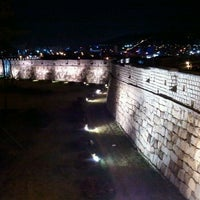 Photo taken at Hwaseong Fortress by 꿈꾸는 사진사 k. on 11/14/2011