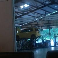 Photo taken at Perodua Sales & Service Center by Fadhlina Z. on 8/22/2012