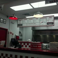 Photo taken at Five Guys by Tim S. on 12/9/2011
