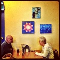 Photo taken at Cafe Brazil by Jason S. on 12/3/2011