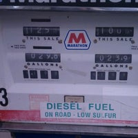 Photo taken at Emporia Gas Station by Andrew M. on 11/21/2011