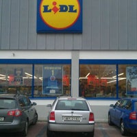 Photo taken at Lidl by Antonio P. on 11/10/2011
