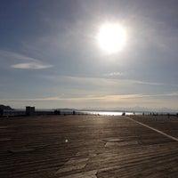 Das Foto wurde bei Piers 62/63 von Kim R. am 4/23/2012 aufgenommen