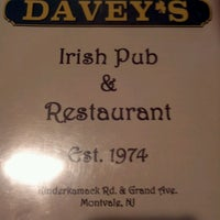 Photo taken at Davey's Irish Pub & Restaurant by PCTech13 on 8/13/2011