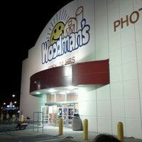 Photo taken at Woodman's Food Market by Caleb S. on 11/19/2011
