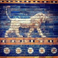 7/6/2012 tarihinde Juliana G.ziyaretçi tarafından Bergama Müzesi'de çekilen fotoğraf