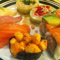 Das Foto wurde bei Bonsai Sushi von Daniel A. am 8/26/2012 aufgenommen