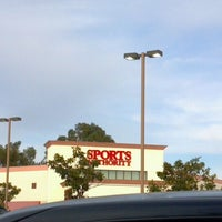 Photo taken at Sports Authority by Ramon P. on 3/6/2012