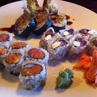 Photo taken at Bayridge Sushi by eutche on 11/3/2011
