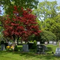Photo taken at Mountain View Cemetery by Shrewsbury P. on 1/12/2012