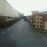 Photo taken at Siemens Schaltanlagenwerk Frankfurt by Joachim K. on 2/17/2012
