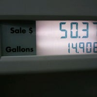 Photo taken at Shell by Lloyd A. on 1/13/2011