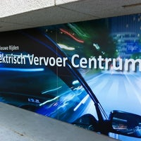 Photo taken at Elektrisch Vervoer Centrum by Willem v. on 9/24/2011