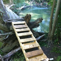 Photo taken at Petrifying Springs County Park by steve s. on 7/23/2012