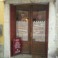 """Photo taken at Vecchia Trattoria Birraia """"Scala della Torre"""" by Il Turista Informato on 3/15/2012"""