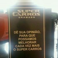 Foto tirada no(a) Super Carros por Luciana d. em 8/7/2012