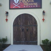 Photo taken at St. Augustine Pirate and Treasure Museum by Scott M. on 1/12/2012