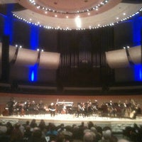 Photo taken at Francis Winspear Centre by Greg R. on 3/15/2012