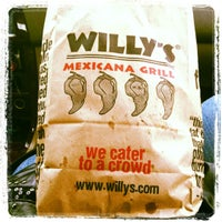 Photo taken at Willy's Mexicana Grill #4 by Kela on 3/2/2012