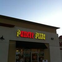 Photo taken at Pamore Pizza - La Cienega by LT B. on 12/7/2011
