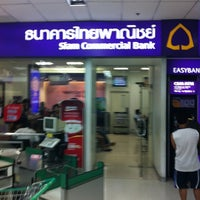 Photo taken at ธนาคารไทยพาณิชย์ (SCB) by Chookiat on 9/27/2011