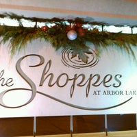 Photo taken at The Shoppes at Arbor Lakes by Kerry P. on 12/13/2011