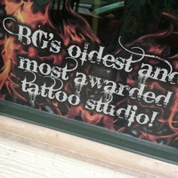 Photo taken at Ink Mafia Tattoo by Tyler S. on 6/21/2011