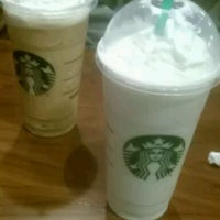 Photo taken at Starbucks by alyceia on 11/5/2011