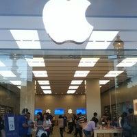 Photo taken at Apple by Rama P. on 1/5/2012
