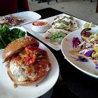 Photo taken at 5 Napkin Burger by Simon L. on 1/5/2012